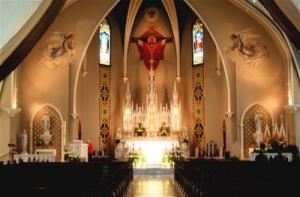 St. Patrick Church, Kokomo