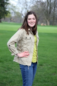 Leah senior pic